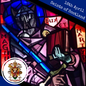 Saints of Scotland - Magnus